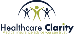 Healthcare Clarity Logo Colour
